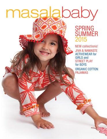 Masala Baby Spring-Summer 2015 lookbook wholesale by Masalababy - issuu 168aa81cc