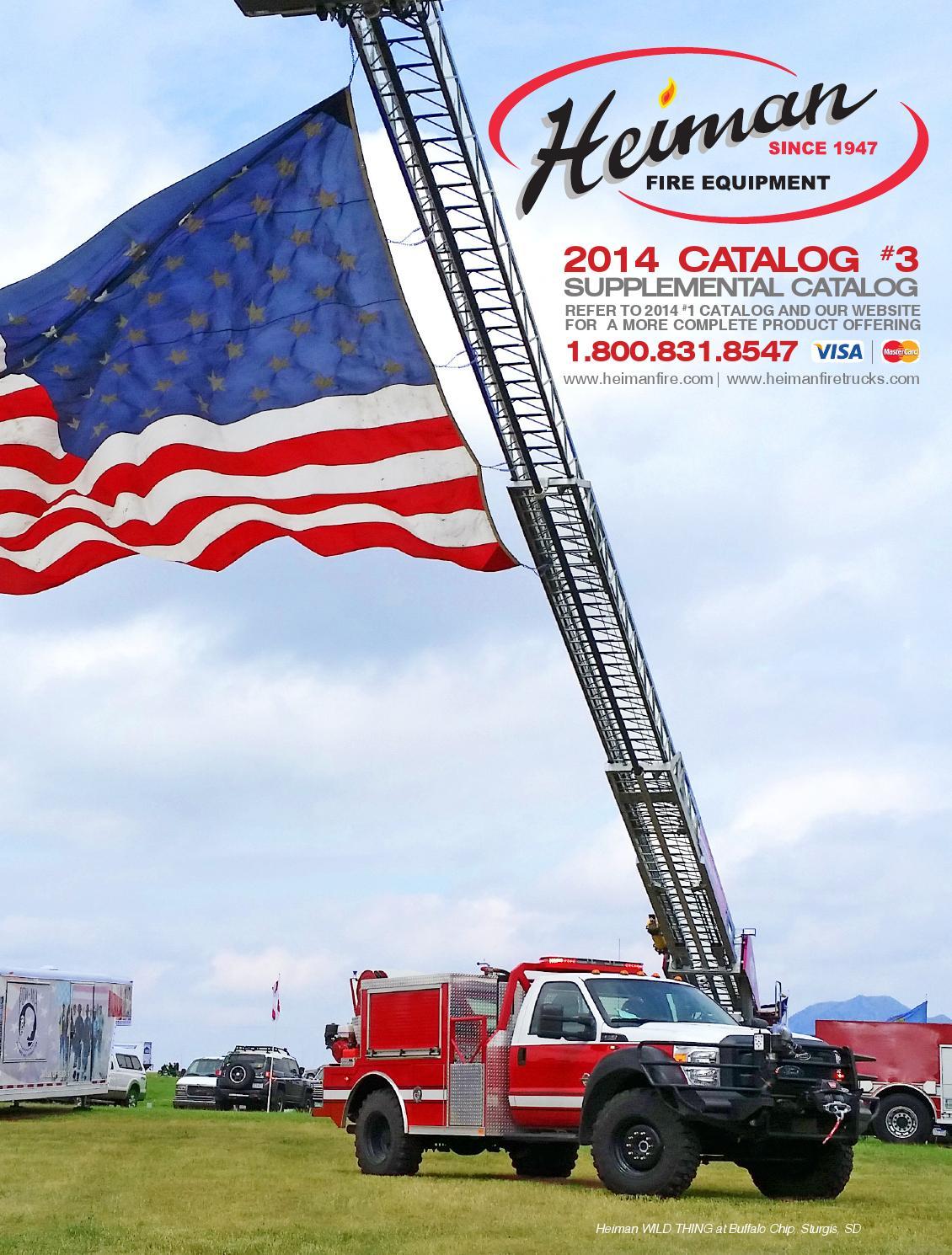 2014 3 Supplemental Catalog By Heiman Fire Equipment Issuu Pot Pro Circuit Works Husqvarna