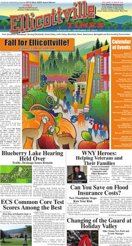 Ellicottville times 8 29 14 by ellicottville times issuu page 1 fandeluxe Choice Image