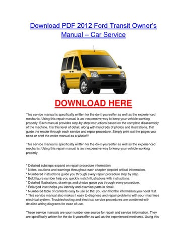 Ford ranger truck 2002 2003 2004 workshop car service repair.