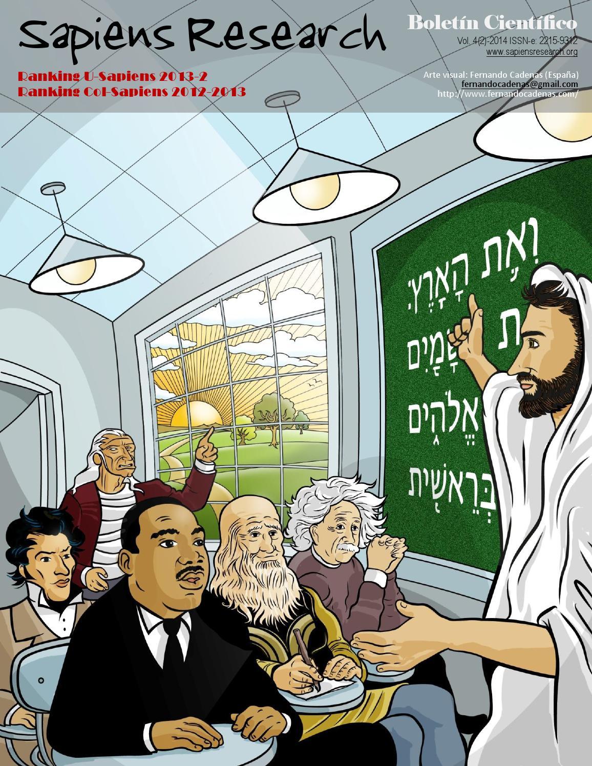 V4n2 2014 Sapiens Research By Bolet N Cient Fico Sapiens Research  # Muebles Gaza Ocotlan