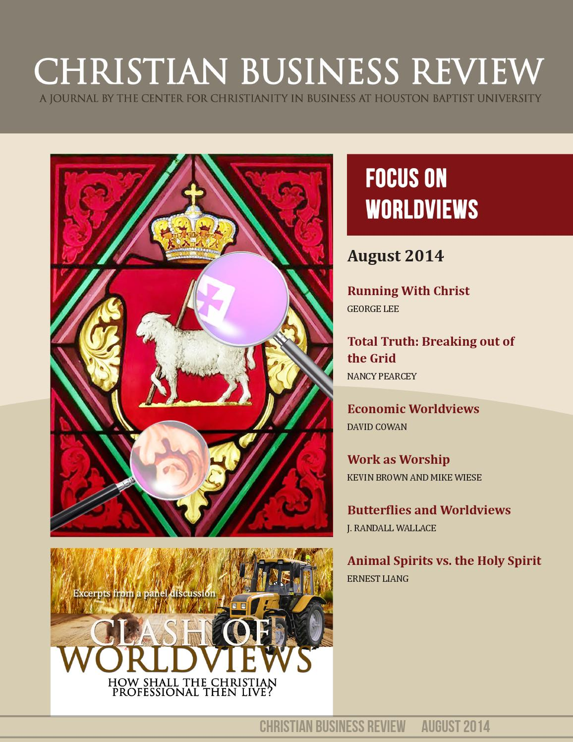 christian business review by houston baptist christian business review 2014 by houston baptist university issuu