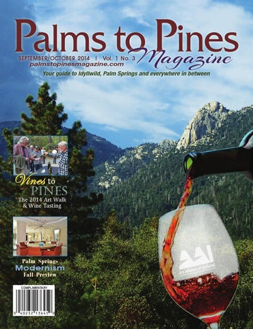 Palms to Pines Magazine by Idyllwild Town Crier - issuu 20ed2739d