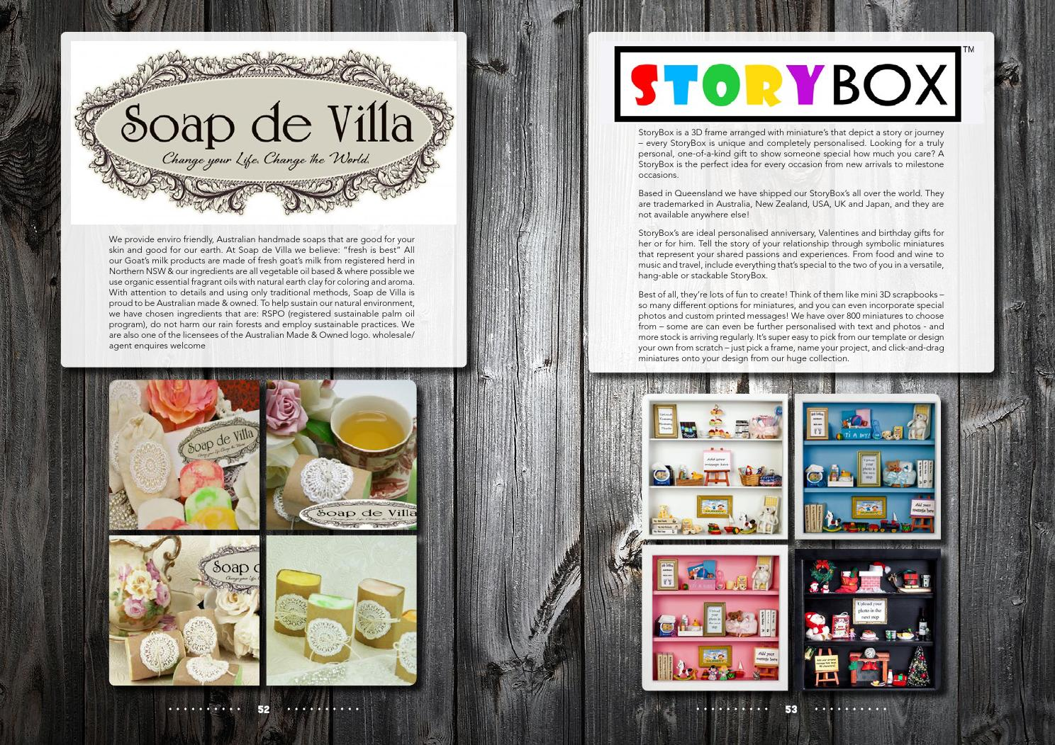 Handmade wholesale Catalogue #01 extract by Handmade