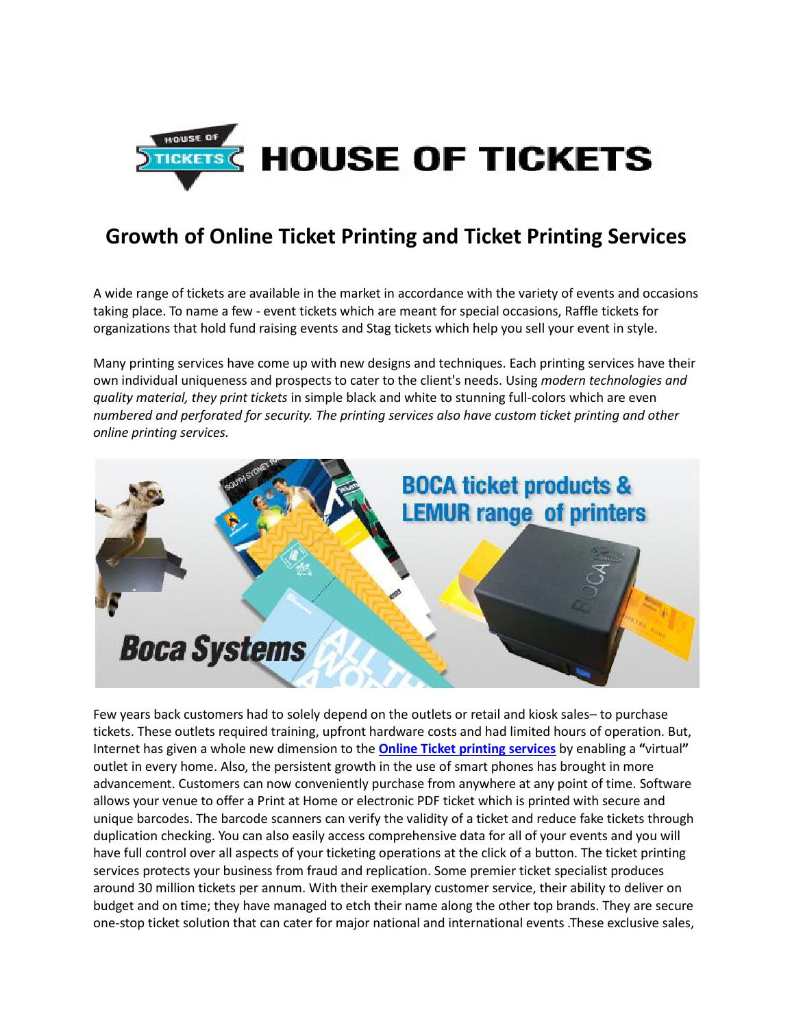 online ticket printing and ticket printing services by lenvodesouza