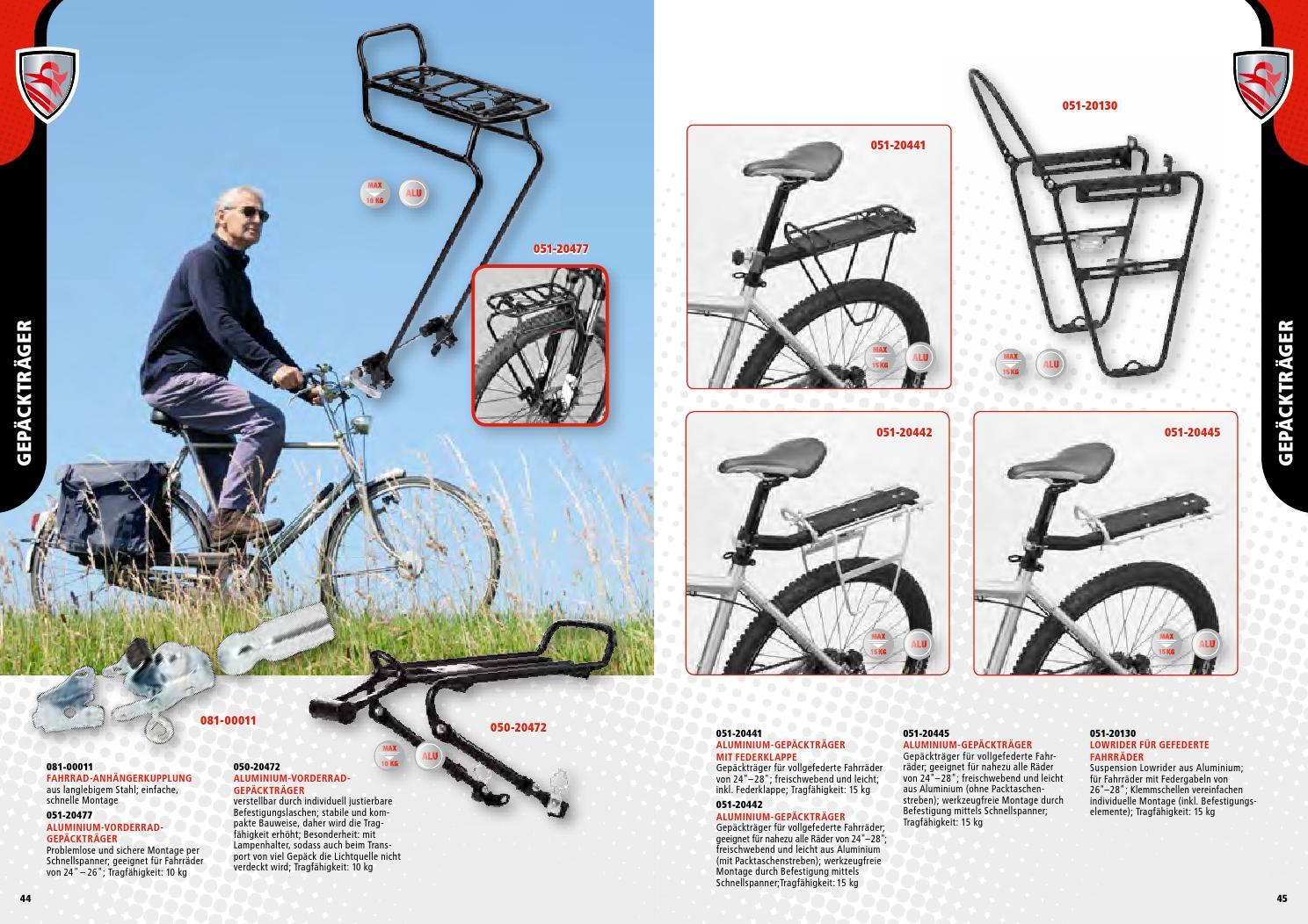 Fahrrad Alu Gepäckträger Schnellspanner-Design Verstellbar 10KG für MTB Schwarz