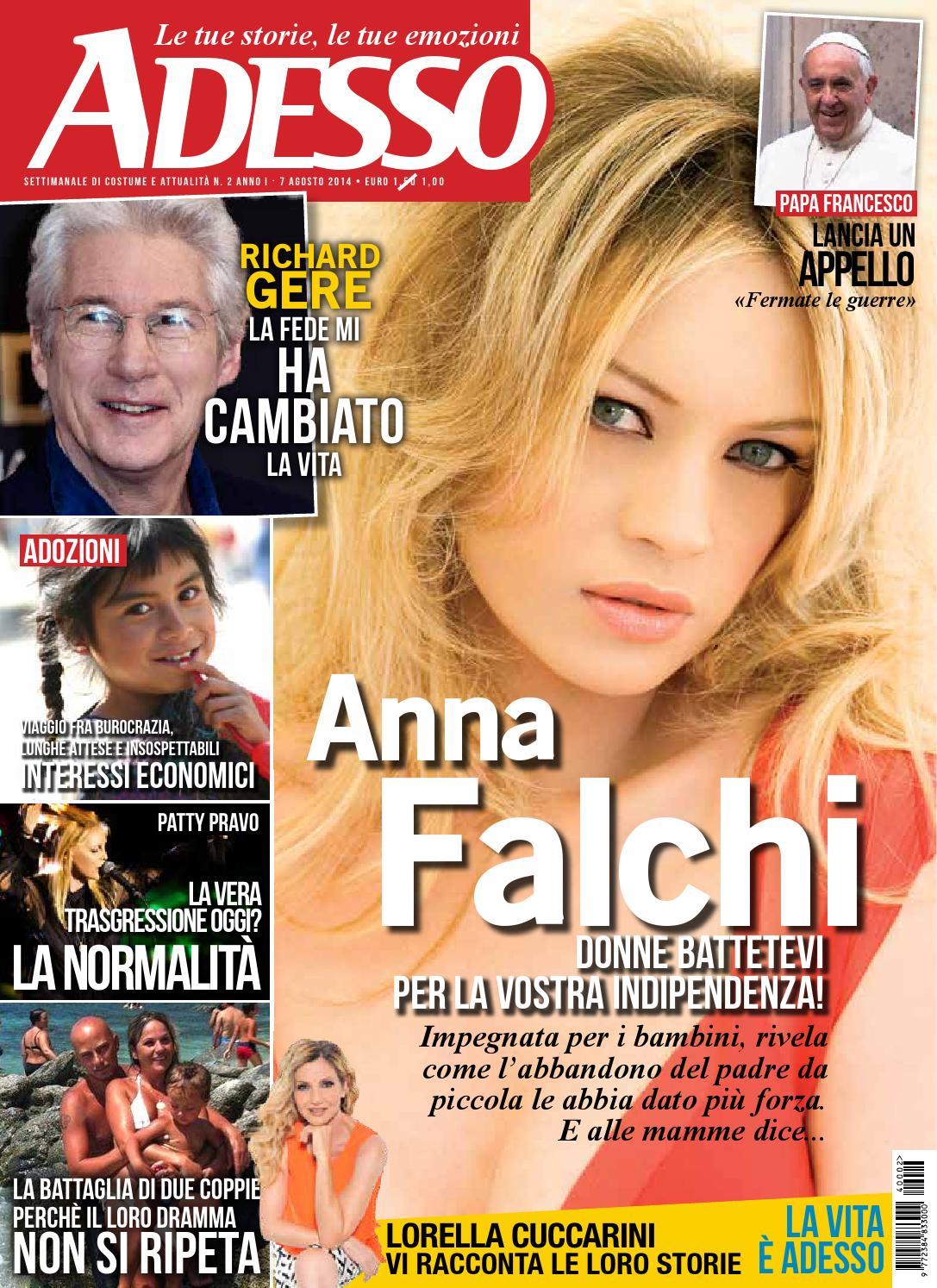 n. 2 ADESSO settimanale by EDIZIONI ADESSO - issuu 5d9e2c233b3b