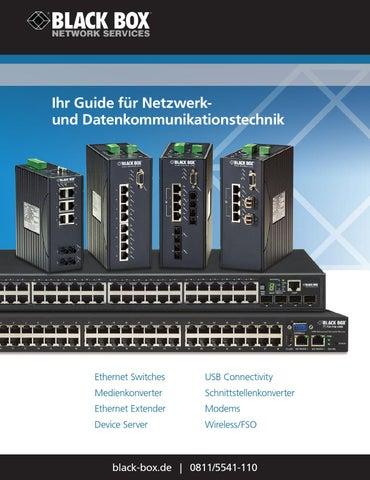 Netzwerk- und Datenkommunikationslösungen im Büro und in der ...