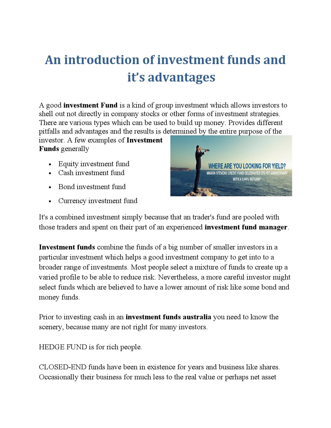 How to get introductions for investment schroders investment management telephone number