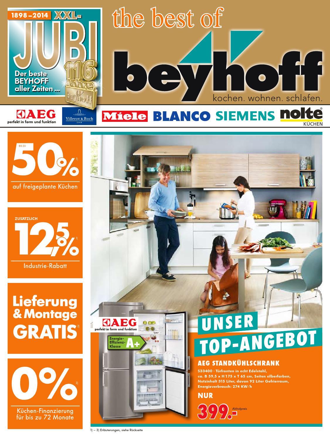 Möbel Beyhoff - The best of Küchen 3 by Möbel Beyhoff GmbH Beyhoff ...