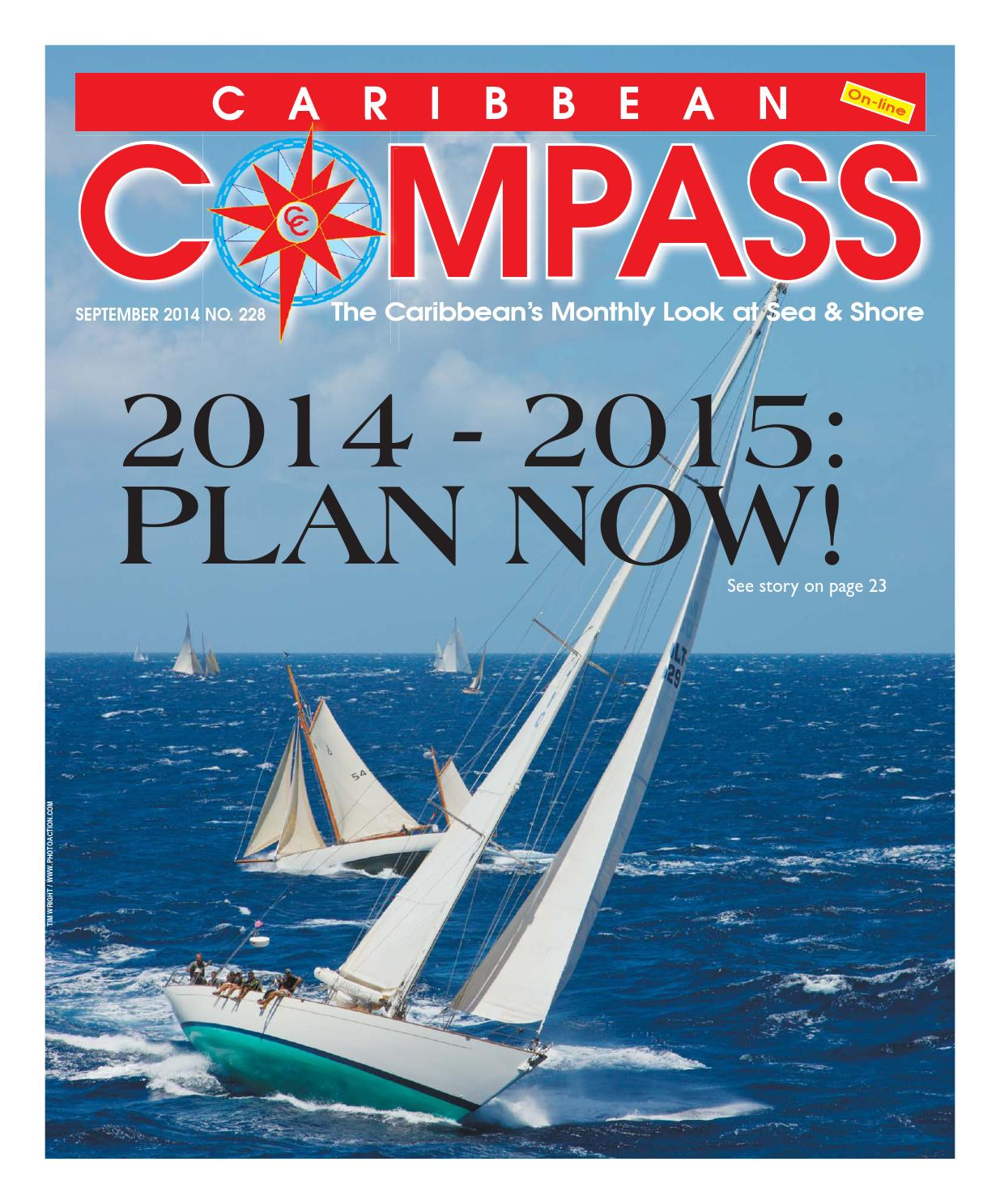 Caribbean compass yachting magazine september 2014 by compass caribbean compass yachting magazine september 2014 by compass publishing issuu fandeluxe Image collections