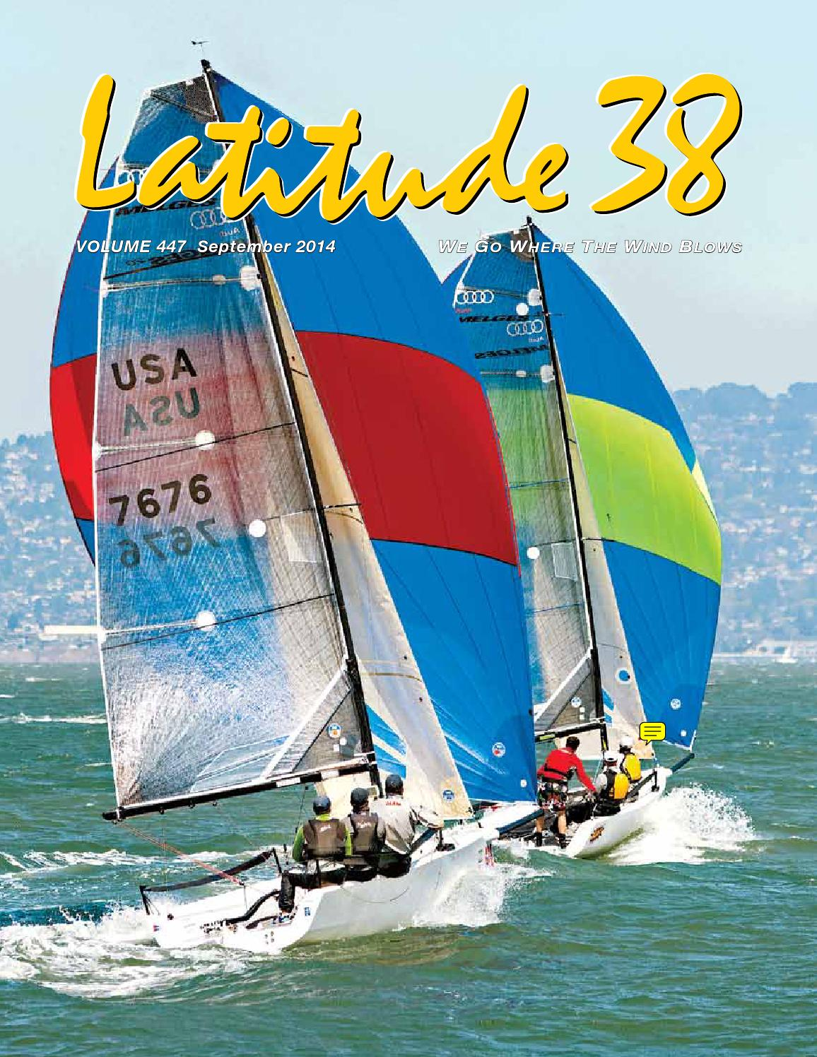 Latitude 38 Sept 2014 By Media Llc Issuu Hopkins Endurance 4way Flat Trailer Connector End