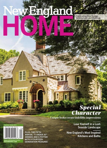 new england home september october by new england home magazine llc issuu