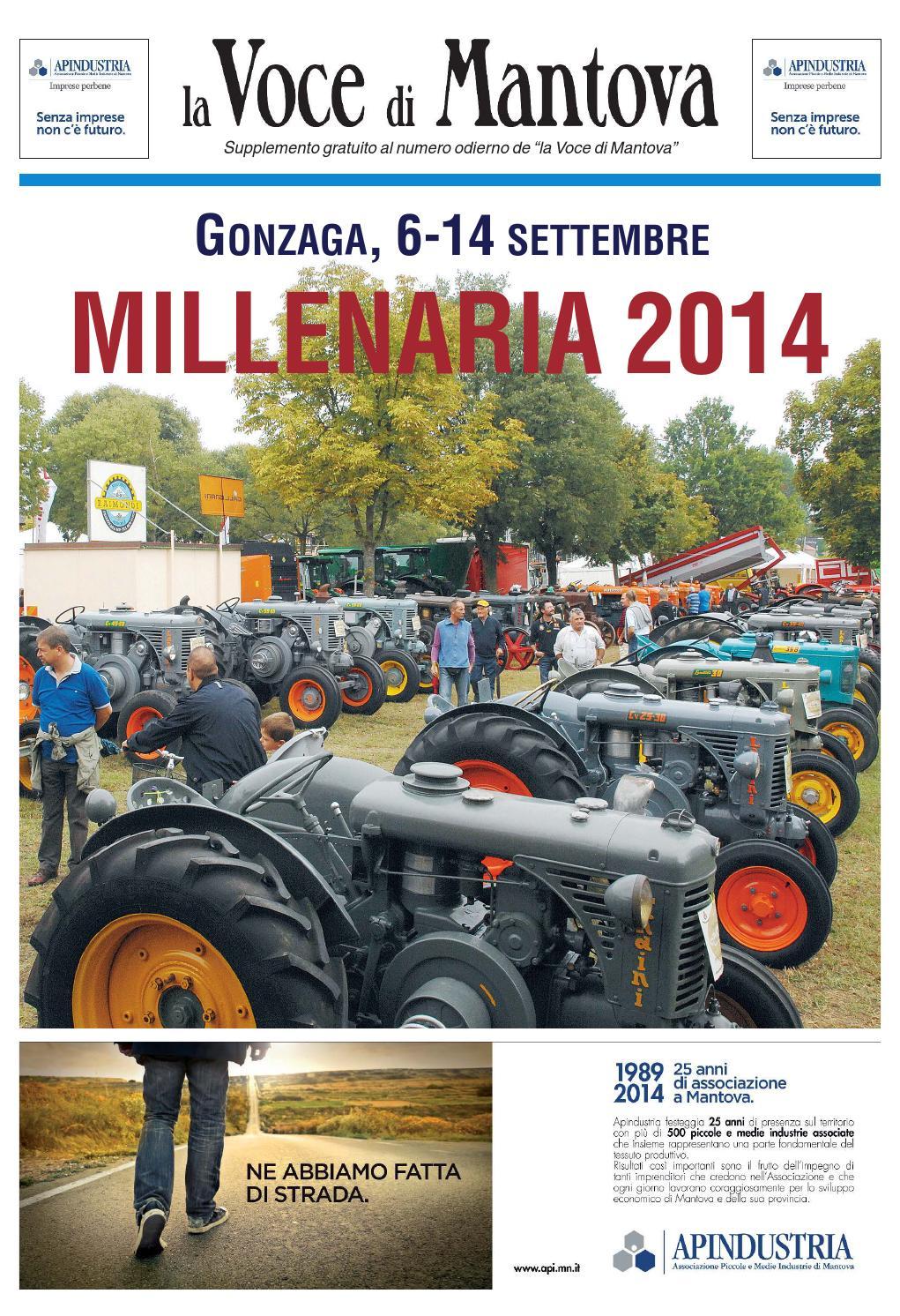 Dalzini Poltrone Relax.Speciale Fiera Millenaria 2014 By La Voce Di Mantova Issuu