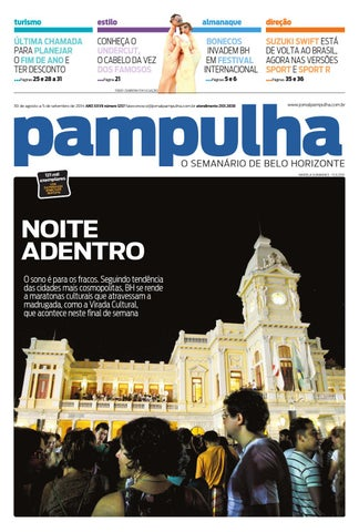 Pampulha - Sáb, 30 08 2014 by Tecnologia Sempre Editora - issuu 5c68c58102