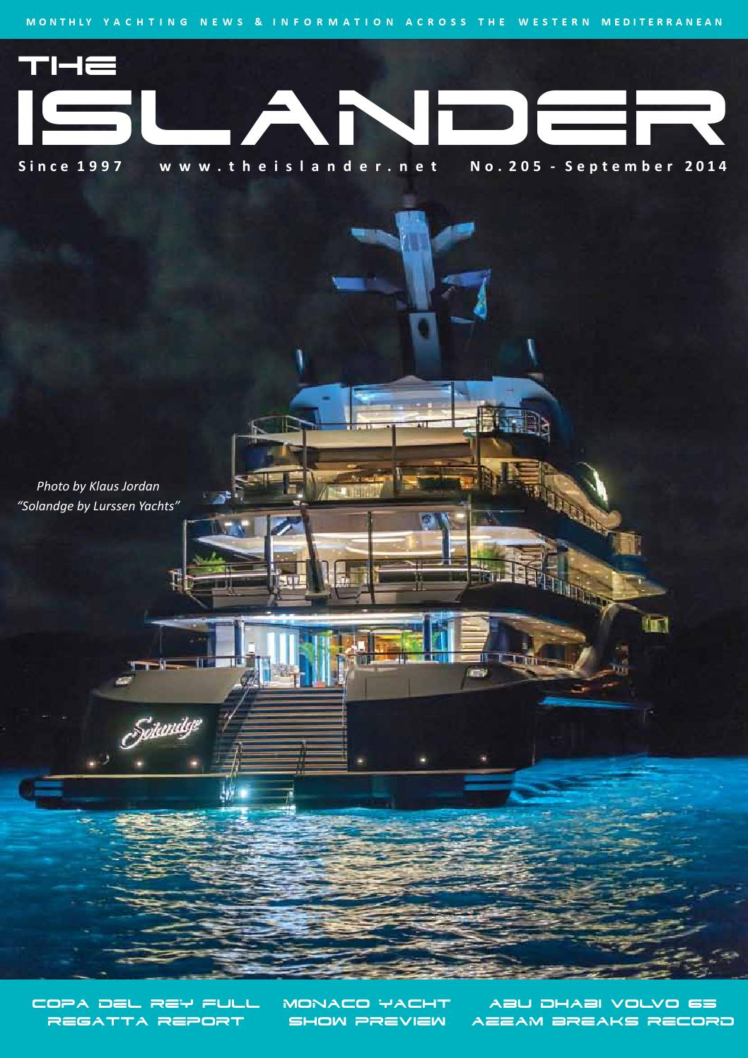 September 2014 islander by Simon Relph - issuu
