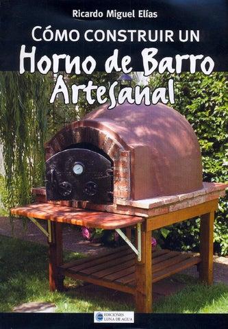 Como construir un horno de barro by navetierra pa issuu for Como construir un horno