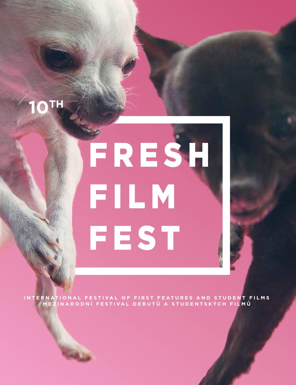 10th Fresh Film Fest Catalogue