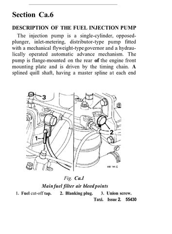 Cav Dpa Pump Rebuild Manual By Nikolausm Ikolausmn Issuu