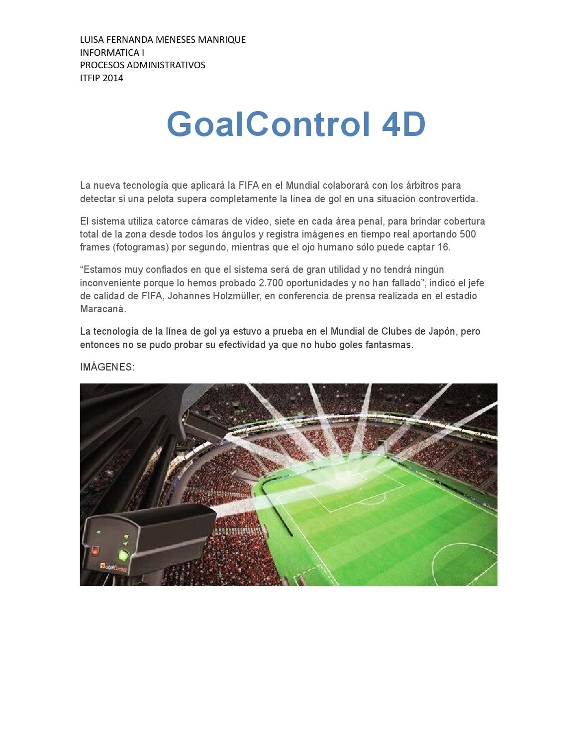 Goal by luisitha - issuu