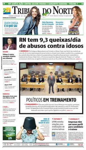 8dbb123b Tribuna do Norte - 31/08/2014 by Empresa Jornalística Tribuna do ...