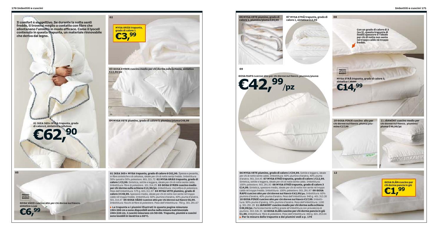 Ikea Cuscino Gosa Vadd.Ikea 31lug15 By Volantinoweb Vola Issuu