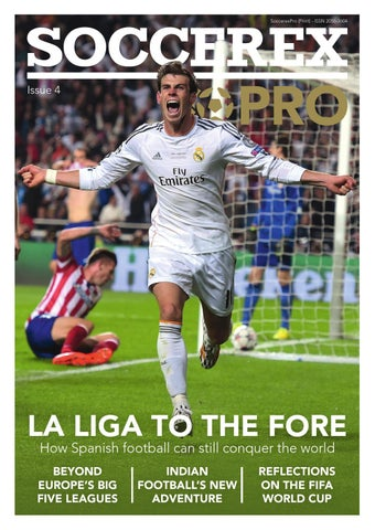 e766f3ba1bf SoccerexPro Issue 04 by Henley Media Group - issuu