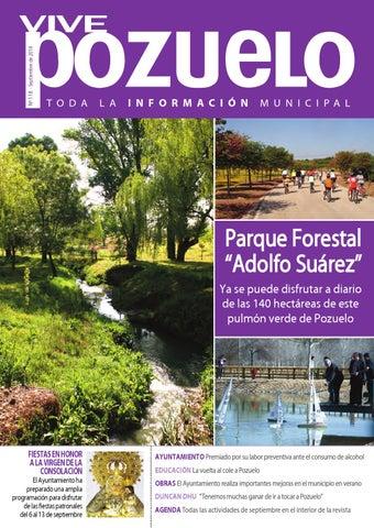 Vive Pozuelo (septiembre 2014) by Ayuntamiento de Pozuelo de Alarcón ... a48ea4e269400