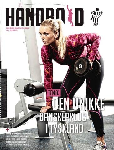 45ffe08dd85 Handbo d Dansk Håndbold Forbunds officielle magasin Nr. 4 / september 2014