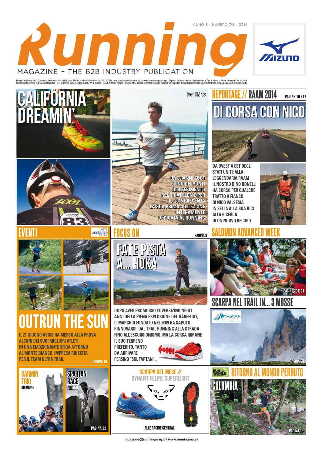 Running Mag 7 8 by Sport Press - issuu 3e451dfe7bc
