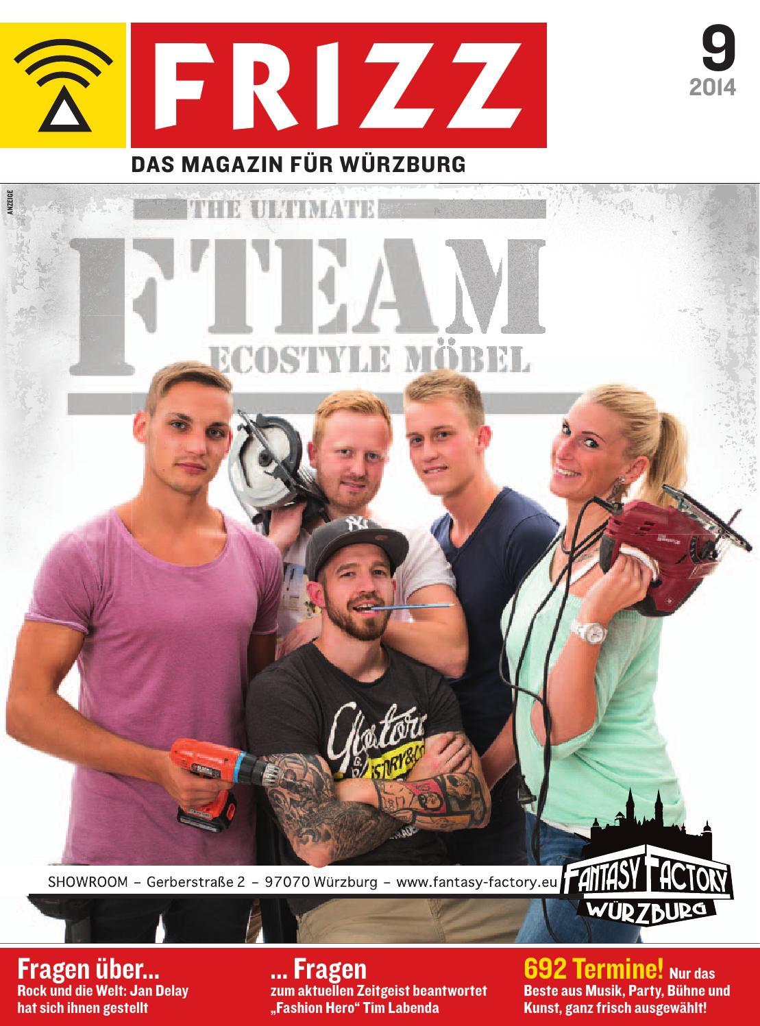 FRIZZ Würzburg 09/14 by FRIZZ Das Magazin Würzburg - issuu