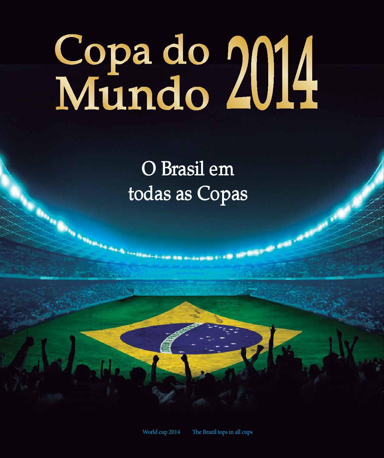 5785df9e19 Livro da Copa do Mundo 2014 by Fábio R. de Souza - issuu