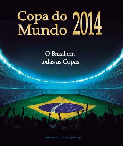 Livro da Copa do Mundo 2014 by Fábio R. de Souza - issuu 06da2a5f73b0c