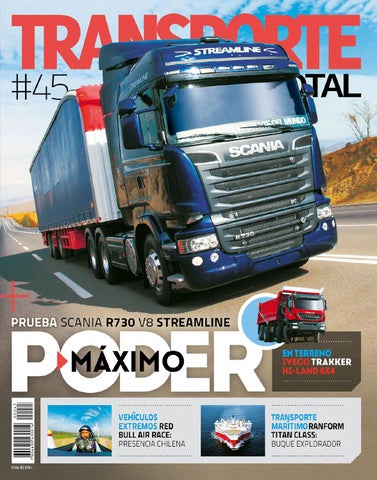 85259e1d94e Transporte Total Chile (N° 45 Julio 2014- Completa by RS Chile - issuu