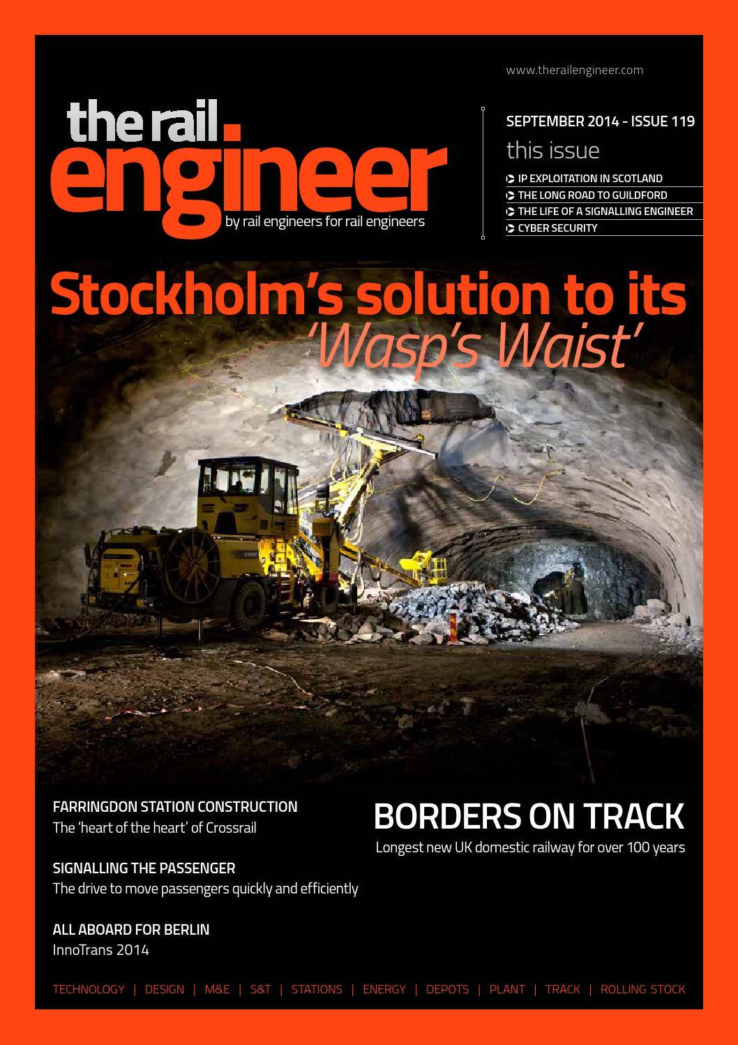 The Rail Engineer Issue 119 September 2014 By Media Issuu Plc Wiring Diagrams Drawings As Well Diagram On Mekecom