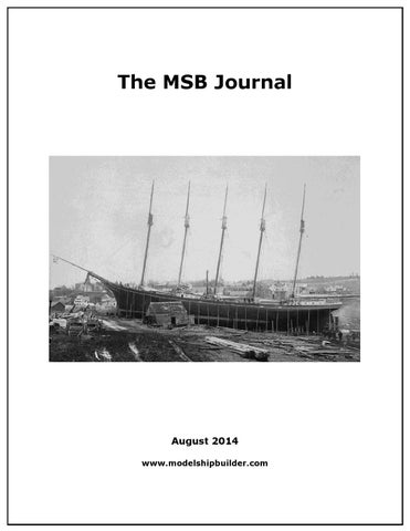 The msb journal august 2014 by msb journal issuu page 1 the msb journal publicscrutiny Image collections