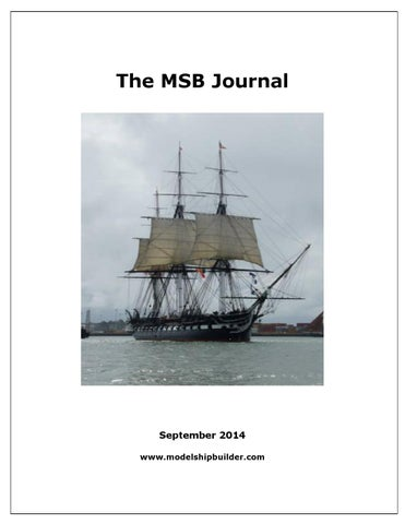 The msb journal september 2014 by msb journal issuu page 1 the msb journal publicscrutiny Image collections