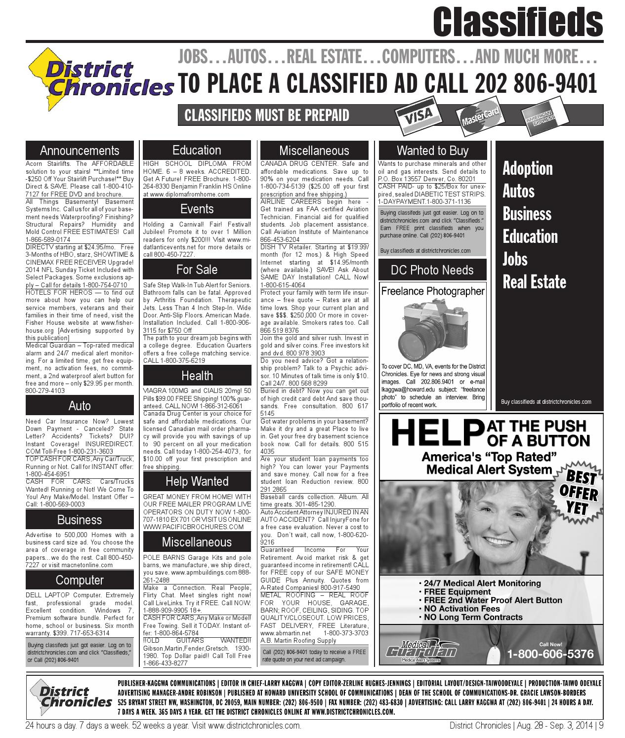 District Chronicles V14 Issue 2