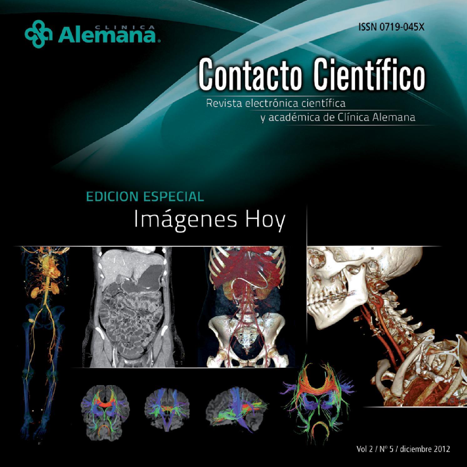 Contacto Cientifico | Diciembre 2012 by Publicaciones Digitales ...