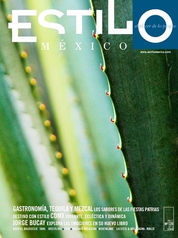ESTILO MÉXICO SEPT 2014 by Grupo Editorial Estilo México - issuu f2b4d0823805b