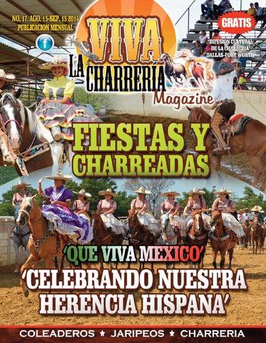 Edicion 17 by Viva la charreria - issuu 3a56f7c3355