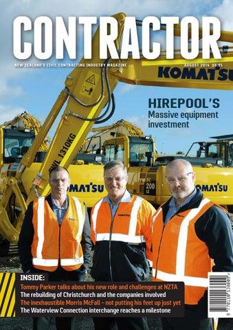 NZ Contractor 1408