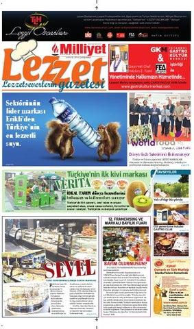 Milliyet lezzet EYLÜL 2014 SAYISI by Milliyet Lezzet - issuu