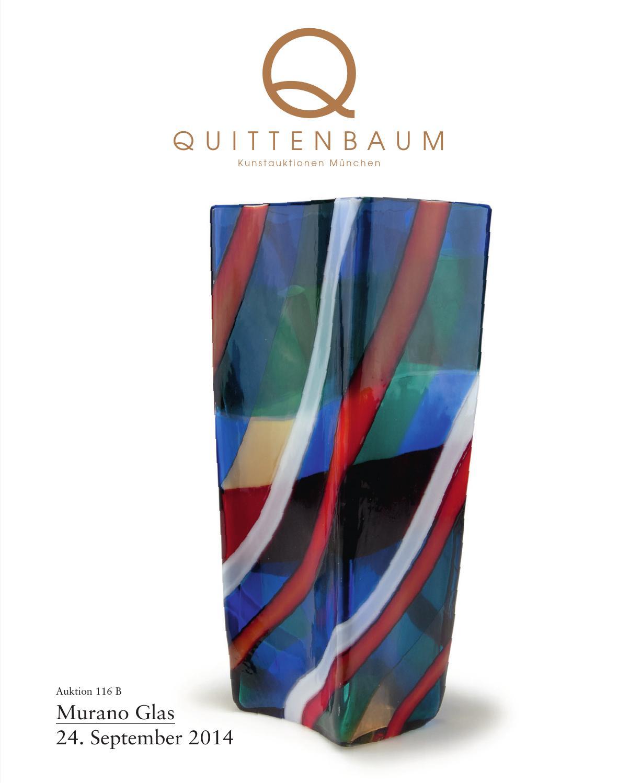 auction 116b murano glass quittenbaum art auctions by quittenbaum kunstauktionen gmbh issuu. Black Bedroom Furniture Sets. Home Design Ideas