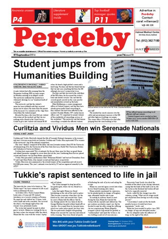 01 september 2014 issue 18 year 76 by perdeby issuu page 1 fandeluxe Images