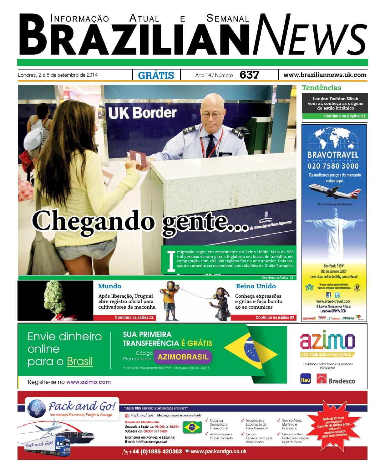 6ea5cdc13 Brazilian News 637 by Express Media World - issuu
