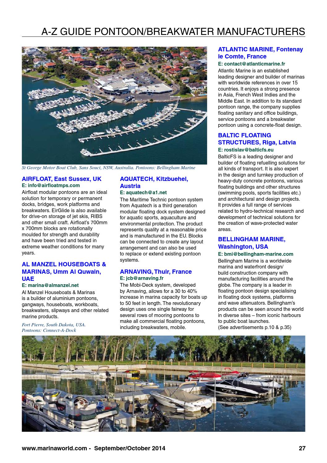 2014September October Marina World by Loud & Clear