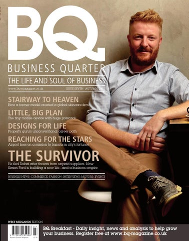 7c3829358 BQ West Midlands Issue 07 by BQ Magazine - issuu