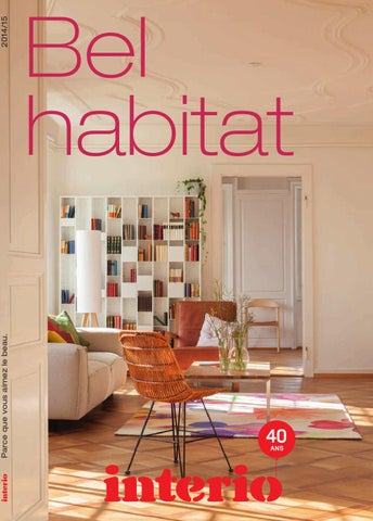 ebc4beff2d84e Bel habitat - catalogue d Interio 2014 15 by Interio Interio - issuu