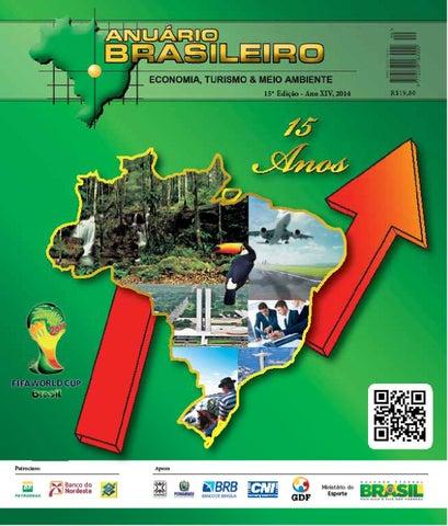 e9479132b5 Anuario 2014 by Fábio R. de Souza - issuu